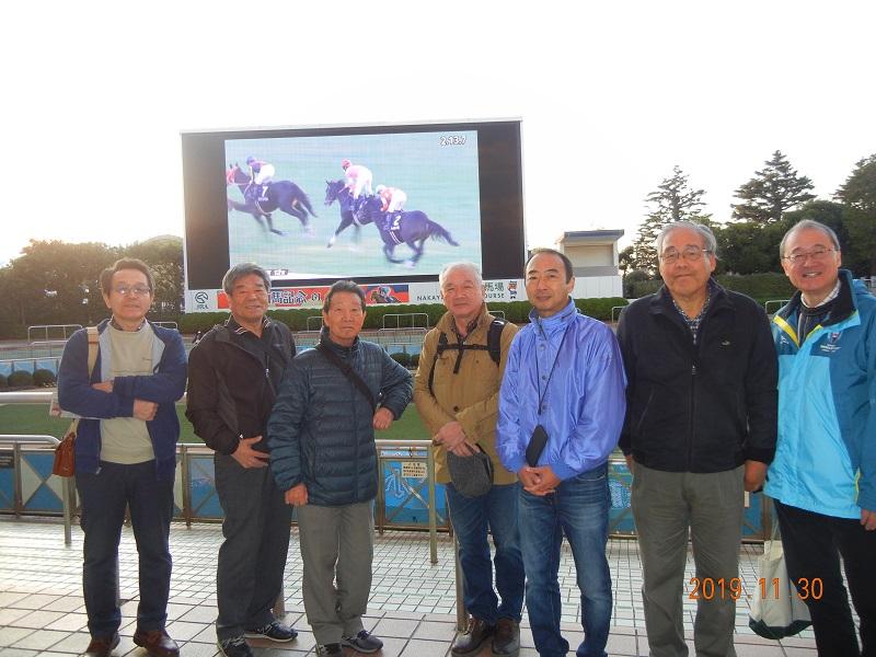 2019年中山競馬場集合写真
