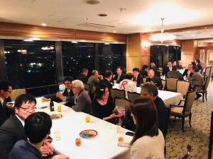 2018総会2次会の風景