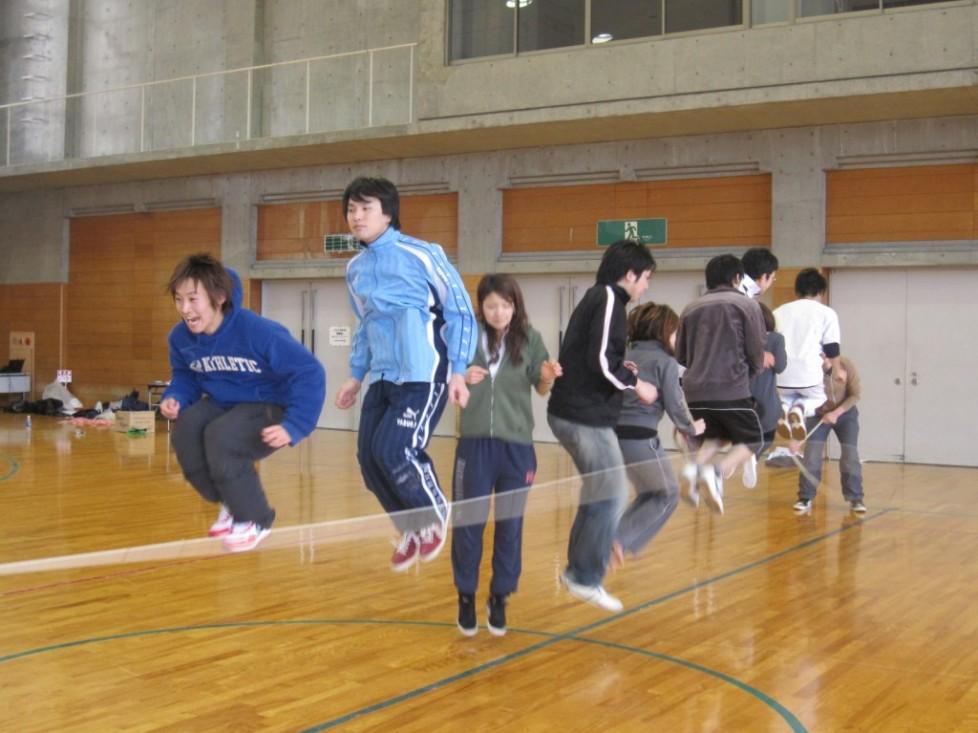【関西】2010年2月6日内定者・社会人企画『リコネクト運動会』
