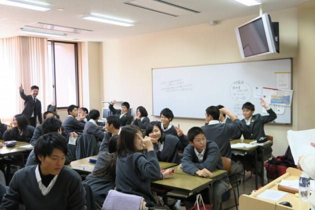 高校生対象キャリア教育企画「授業+R2014」が開催されました!