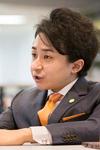 垣内 俊哉さん('12経営)