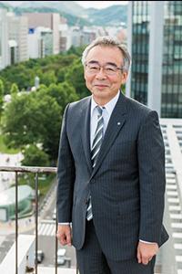 佐々木梅治さん('68経営)