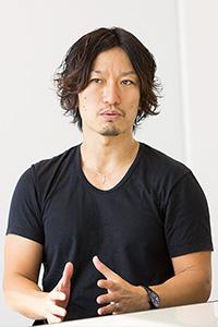 金山 裕樹さん('01政策)