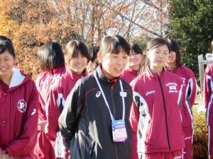戸倉コーチの挨拶