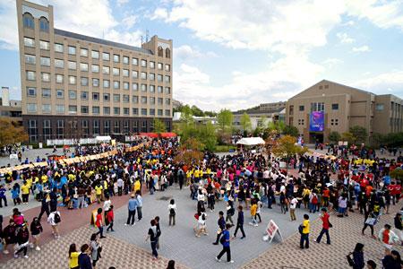 大阪いばらき立命会 » 2013年度新歓祭典が開催されました