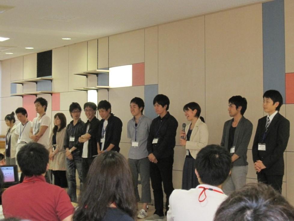 【関西】就職先内定学生キャリア支援企画が開催されました!