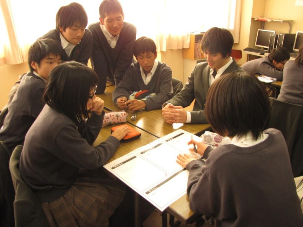 高校生対象キャリア教育企画「授業+R」(立命館宇治高校)が開催されました!
