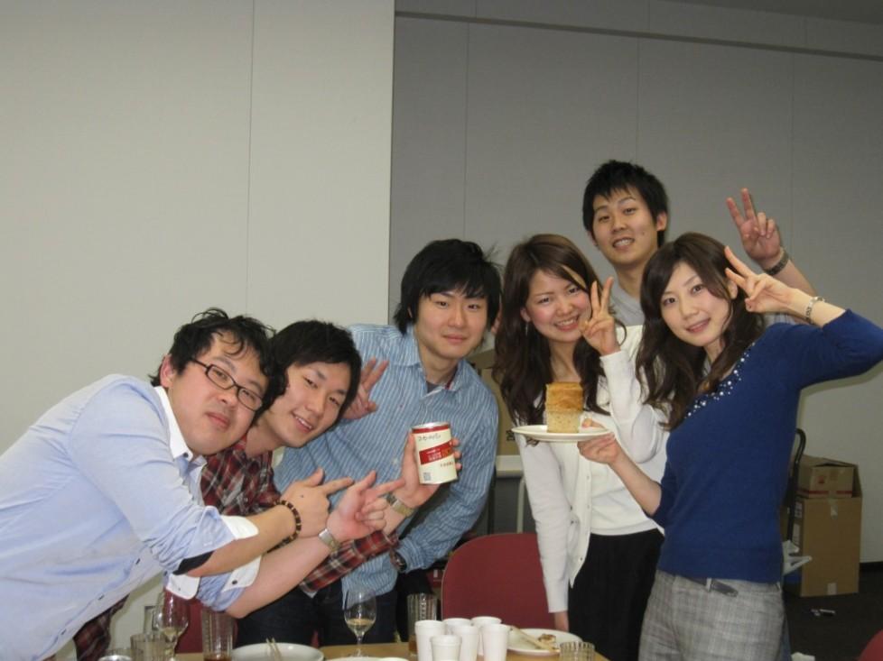 【関西】卒業記念懇親会が開催されました!