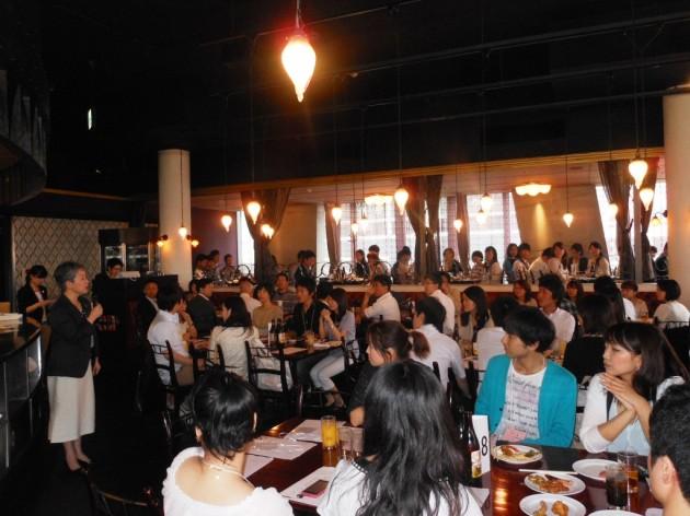 関西エリア新校友歓迎会を開催しました!