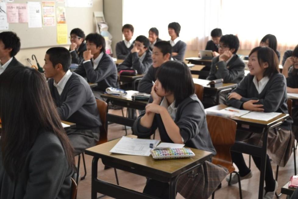 高校生対象キャリア教育企画「授業+R2012」(立命館宇治高校)が開催されました!