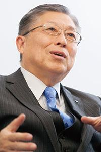 高橋祥二郎さん('79経済)